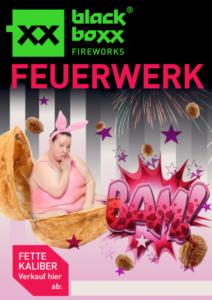 Feuerwerk Plakat 1