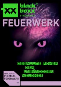 Feuerwerk Plakat 2