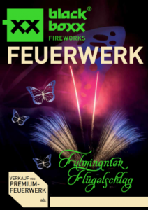 Feuerwerk Plakat 5