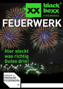 Feuerwerk Plakat 7